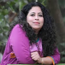 Know Your Books Mistress Anita Nair