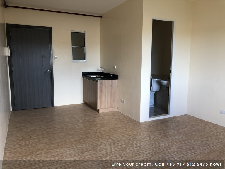 Photos of Studio 24 Sqm (Move-In Ready) - Camella Condo Homes Las Pinas | Condominium for Sale Las Pinas City
