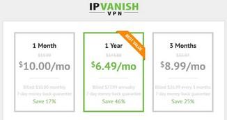 Top 10 Best VPN For You 2016- IP vanish image