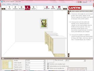 logiciel cuisine 3d gratuit lapeyre. Black Bedroom Furniture Sets. Home Design Ideas