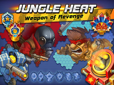 Jungle Heat Weapon of Revenge