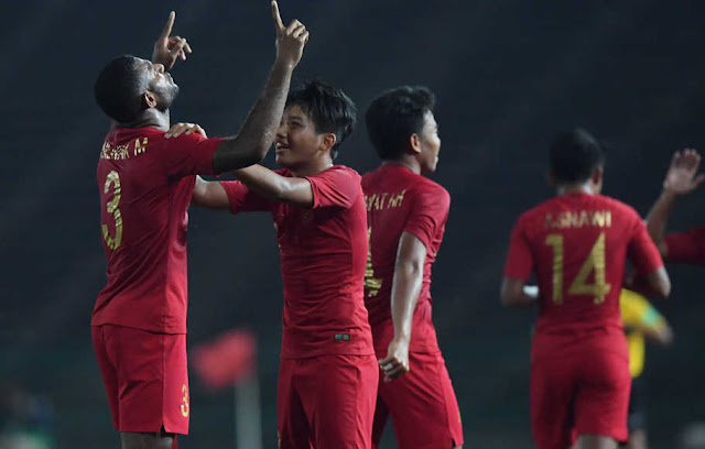 Prediksi Vietnam U-22 kontra Timnas Indonesia U-22: Ayo Buat Gol Lagi Marinus