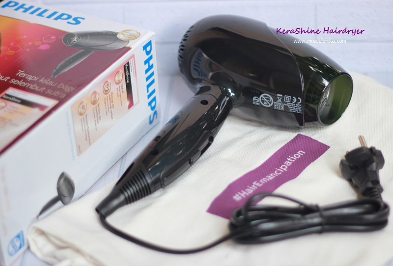 Mrs Delonika  Review  Philips KeraShine Hairdryer HP8119 f26ae48d52