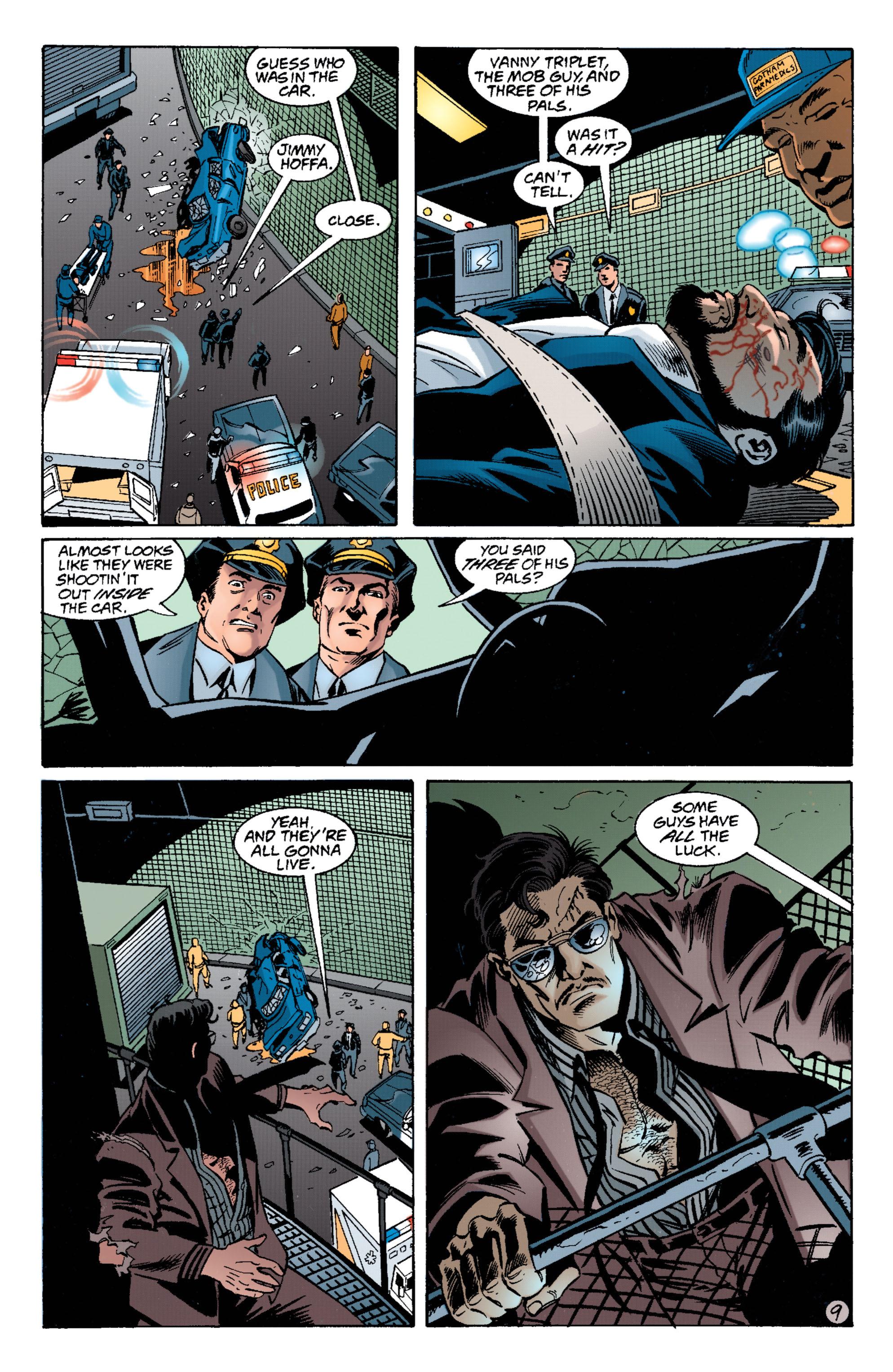 Detective Comics (1937) 699 Page 9