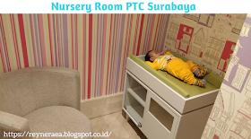 Nursery room di pakuwon mall Surabaya
