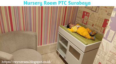 Nursery room di pakuwon mall Surabaya