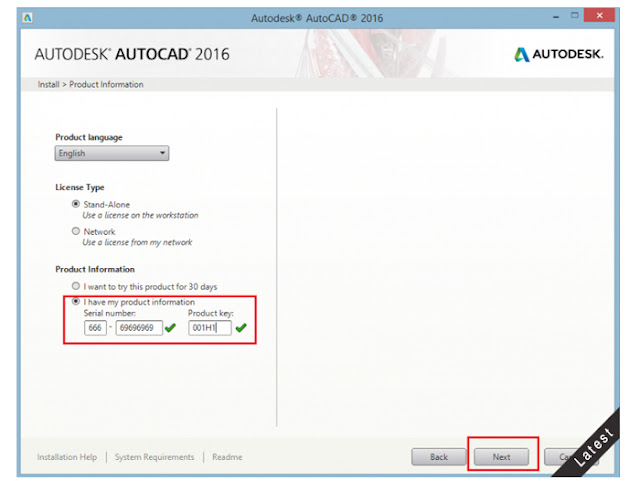 Free Download Autocad 2016 Keygen