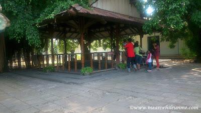 Keraton Surakarta Hadiningrat sumur air segar di museum keraton
