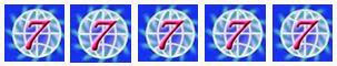 BFTB NETWoof 7 News logo #7 on globe with blue background
