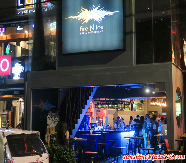 Fire & Ice Club, KL with the Entertainer App