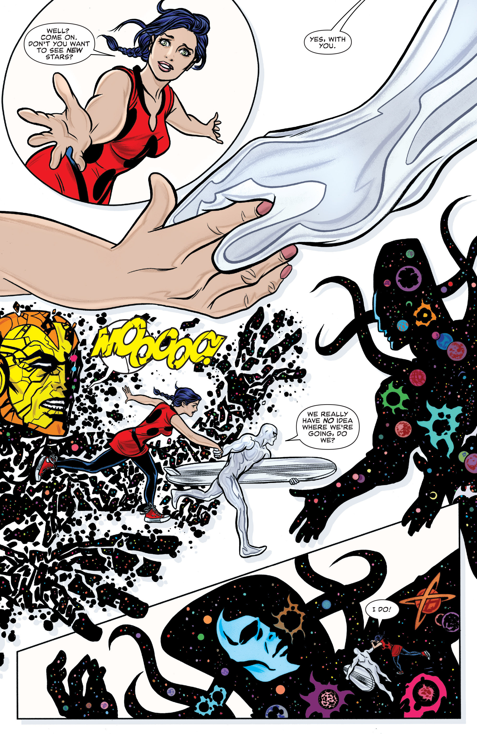 Read online Silver Surfer (2014) comic -  Issue #15 - 20
