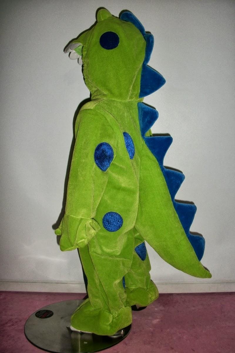 variantes del disfraz de dinosaurio
