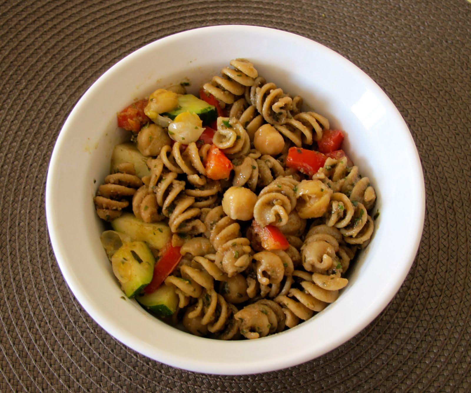 Lyfe Kitchen Nutrition: The Granola Chronicles: Vegan Pesto