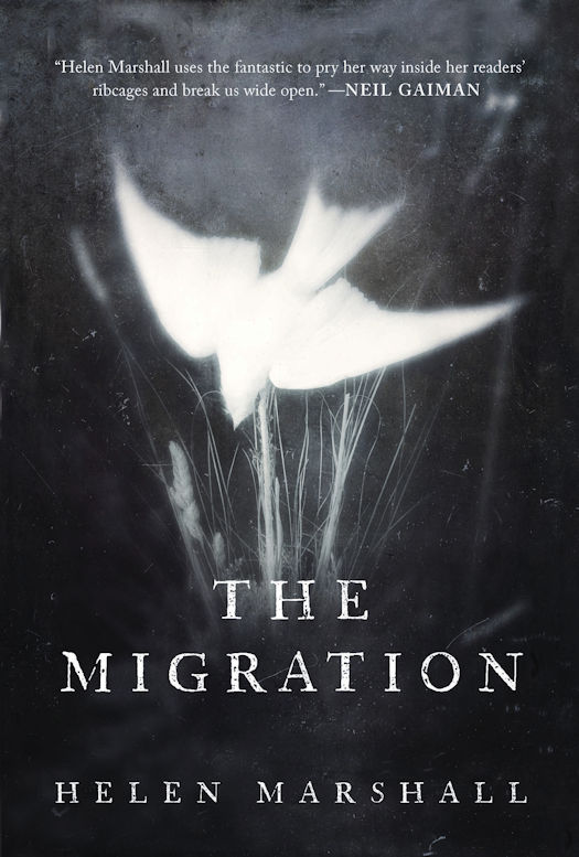 Interview with Helen Marshall, author of The Migration
