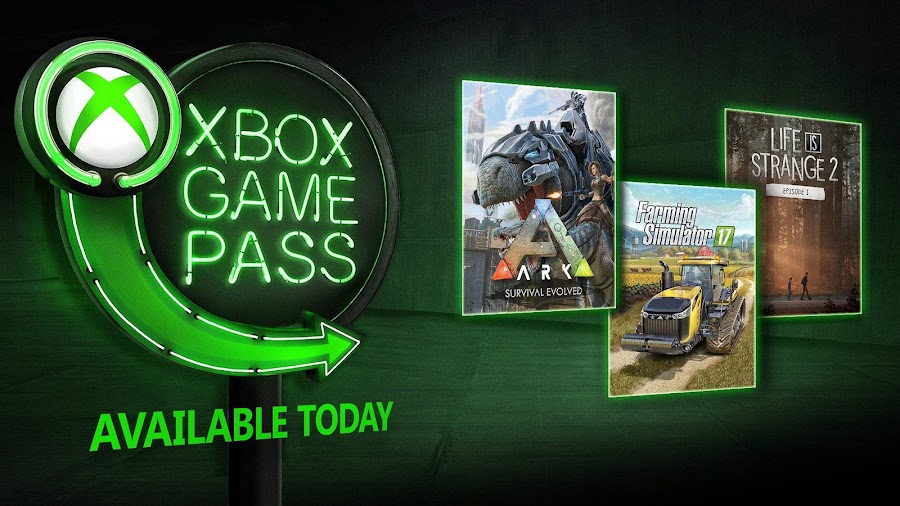 xbox game pass ark survival evolved 2019