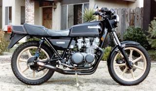 motos japonesas en los 70