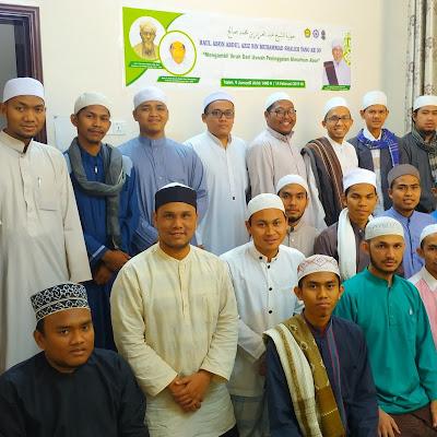 Alumni MUDI Peringati Haul Abon di Yaman