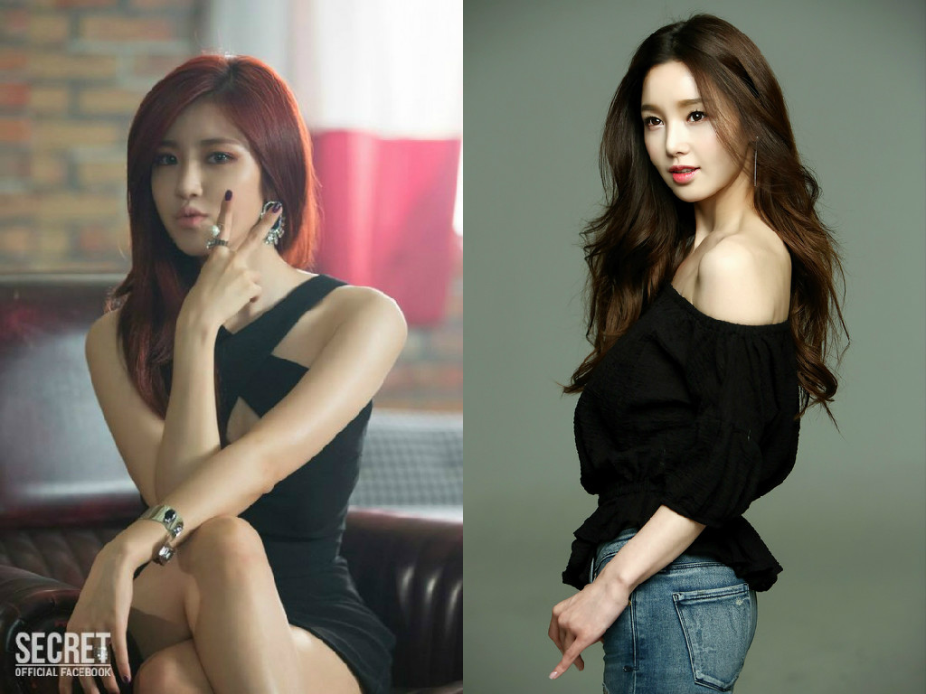 Hyosung SECRET dan Nam Gyu Ri Susul Chanyeol EXO di 'Law of