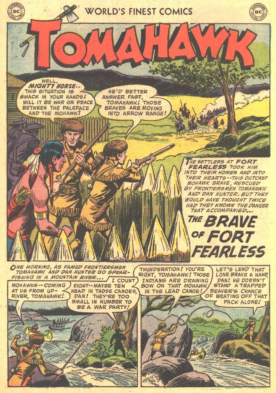 Read online World's Finest Comics comic -  Issue #80 - 28