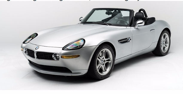 Steve Jobs BMW Z8 Estimated At A Price Of $400,000 at Auction Next Month