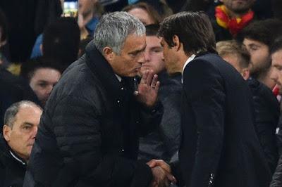 Mourinho Berang Disindir Conte, Singgung Skandal Pengaturan Skor