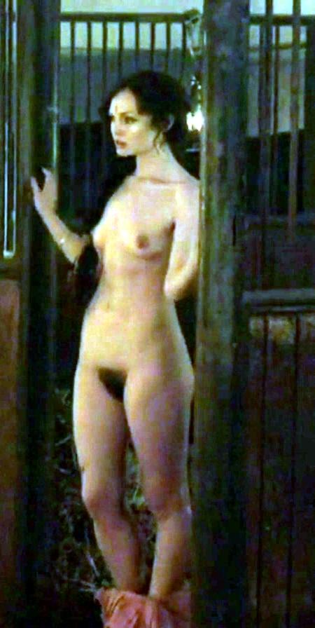 Lara jean chorostecki nude