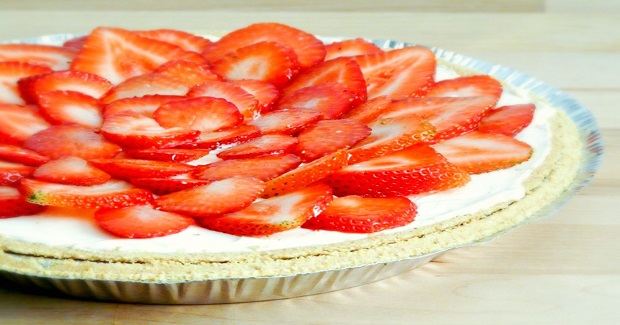 Super Easy No Bake Cheesecake Recipe