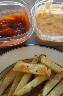 Spicy Pickle French Fry Dip- Two Varieties: Savory Sweet and Satisfying
