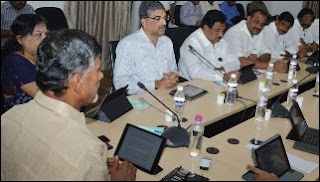 babu meeting images