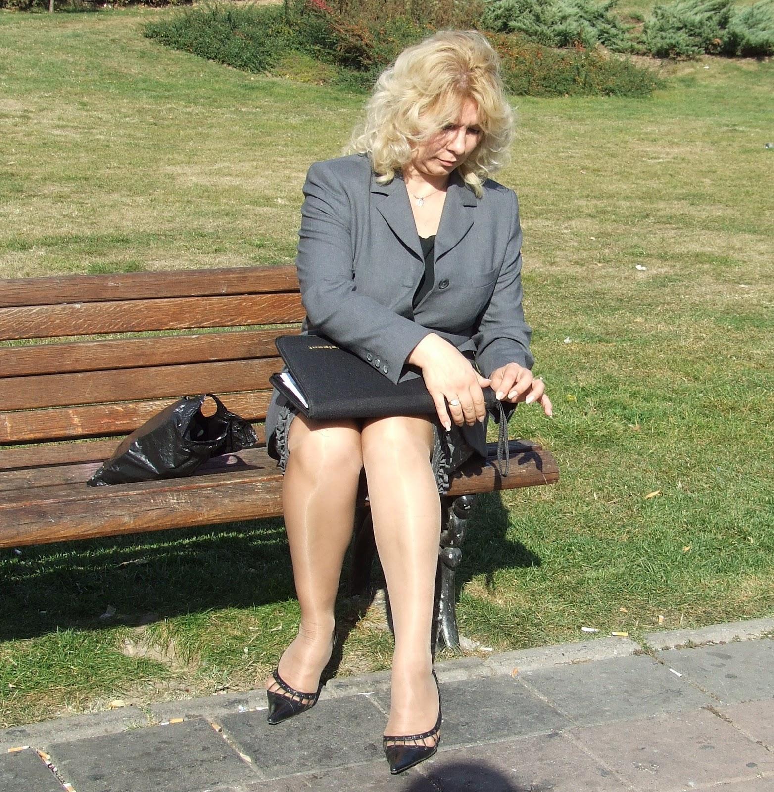 Время массажа видео на улице у зрелых женщин