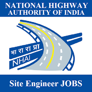 National Highways Authority of India, NHAI, Himachal Pradesh, HP, Site Engineer, Graduation, freejobalert, Sarkari Naukri, Latest Jobs, nhai logo
