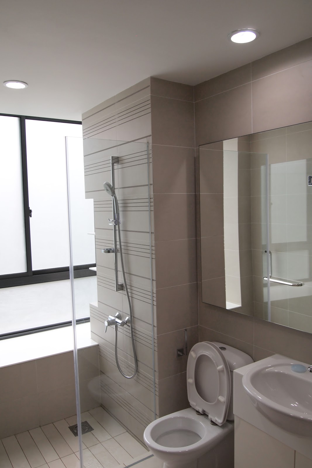 Plaster Ceiling  Partition Drywall Singapore Bathroom