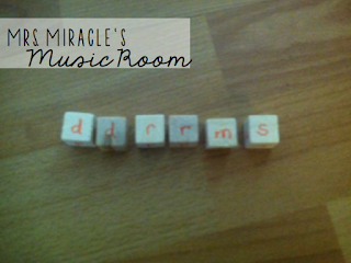 Solfa cubes: A great way to practice melody! Blog post includes directions and visuals!
