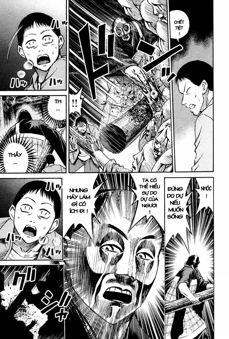 Higanjima chapter 55 trang 17