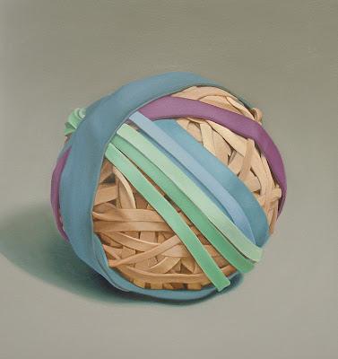 Sandy Wilcox, Rubber Band Ball #15