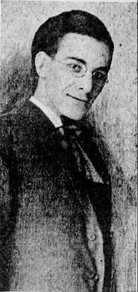 Ilustrator M. Leone Bracker c. 1912