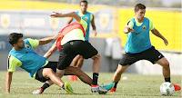 Η αποστολή των παικτών της ΑΕΚ για το ματς του Σαββάτου με τον Ατρόμητο
