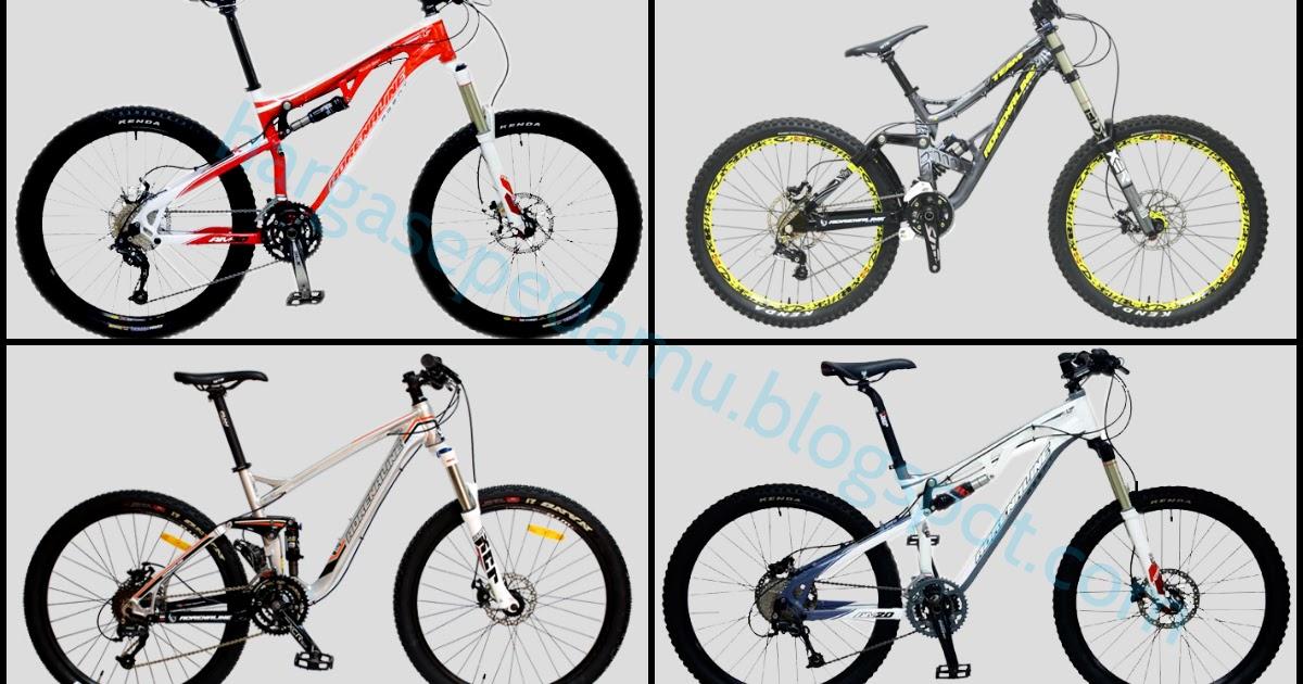 Daftar Harga Sepeda Adrenaline Agent Terbaru Semua Tipe