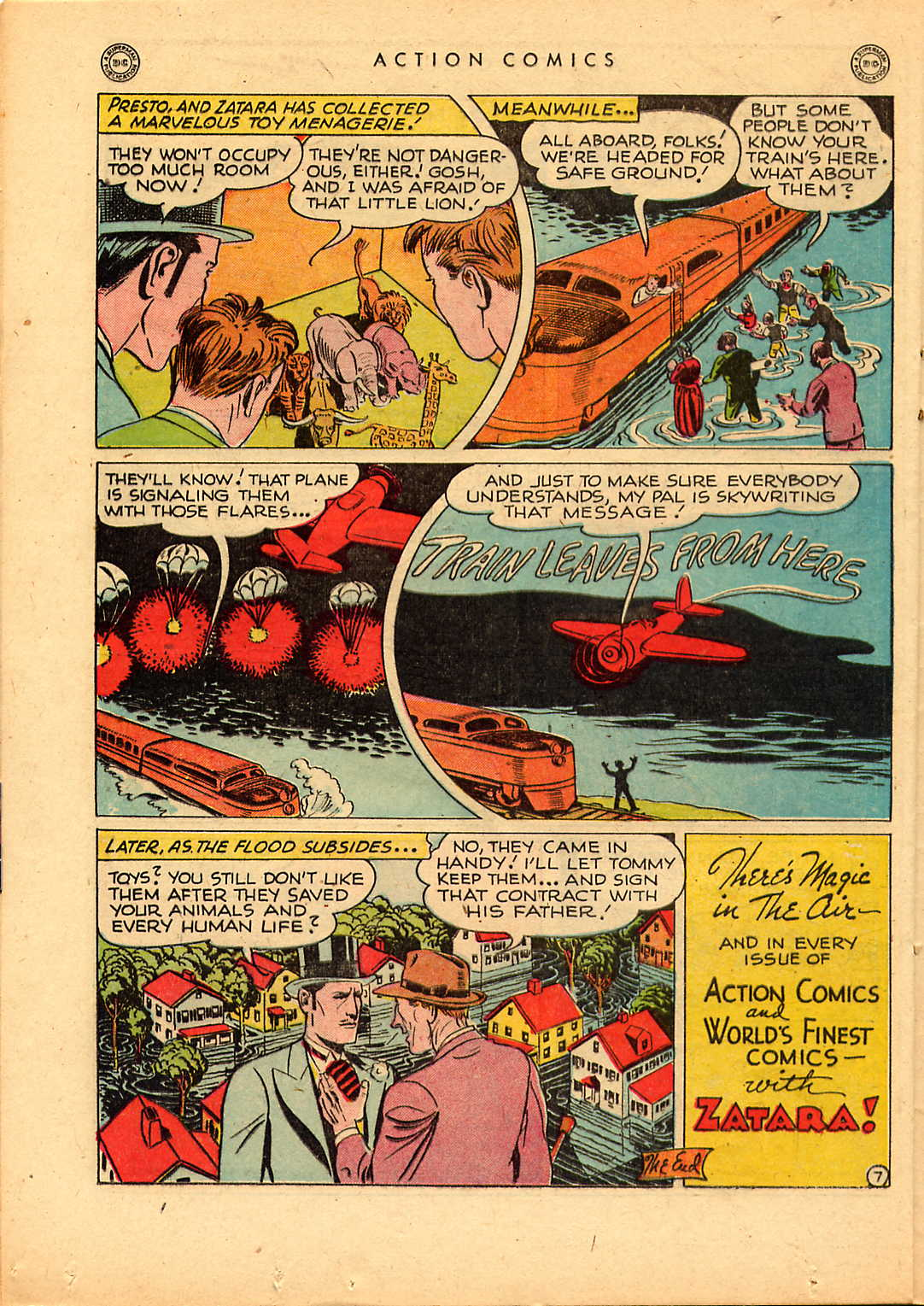 Action Comics (1938) 115 Page 28