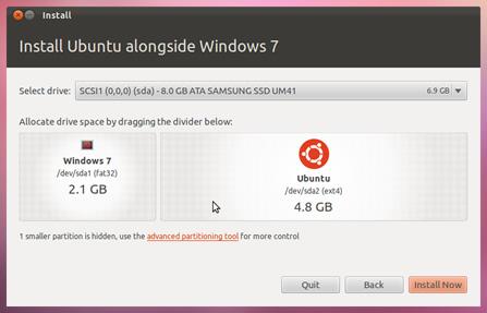 Menginstal Linux Kelima
