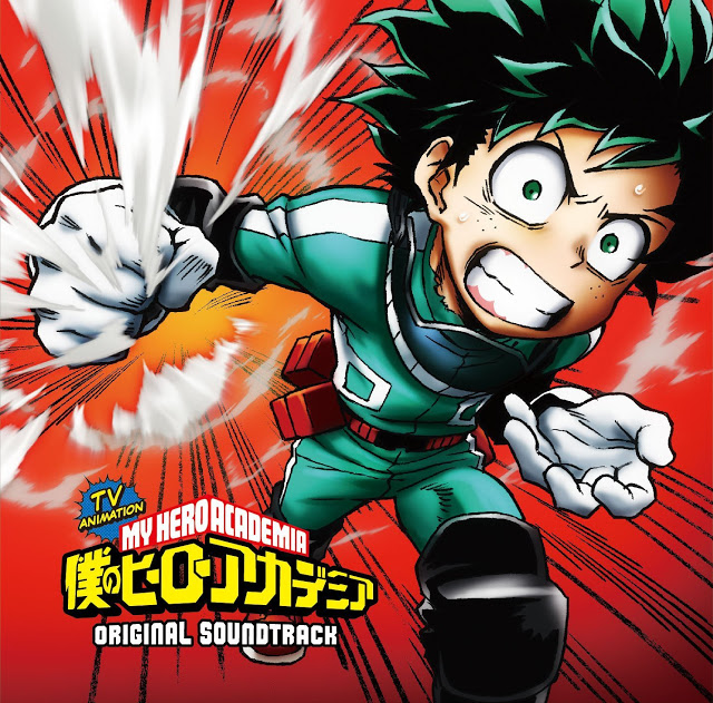 Boku no Hero Academia Original Soundtrack