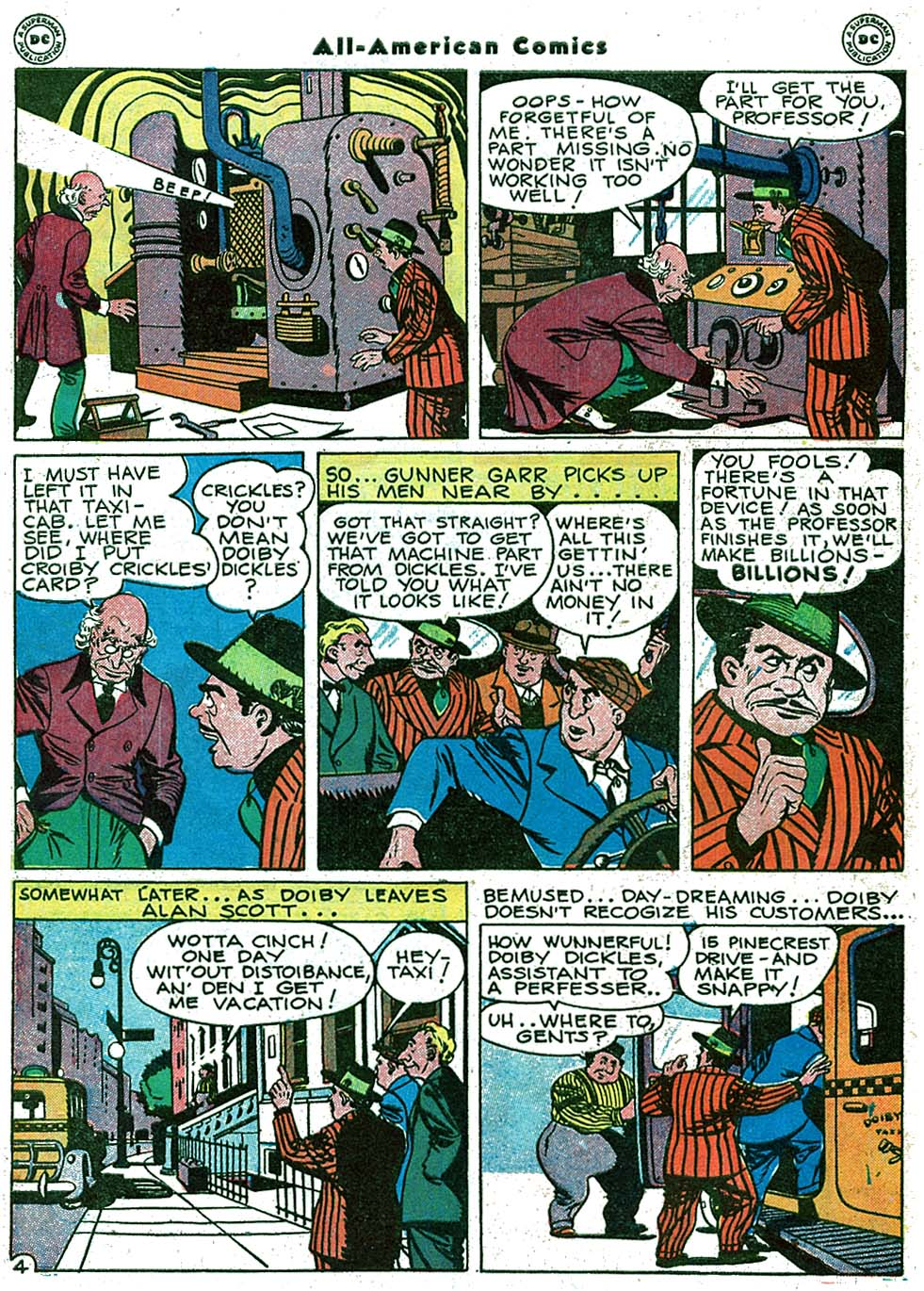 Read online All-American Comics (1939) comic -  Issue #87 - 14