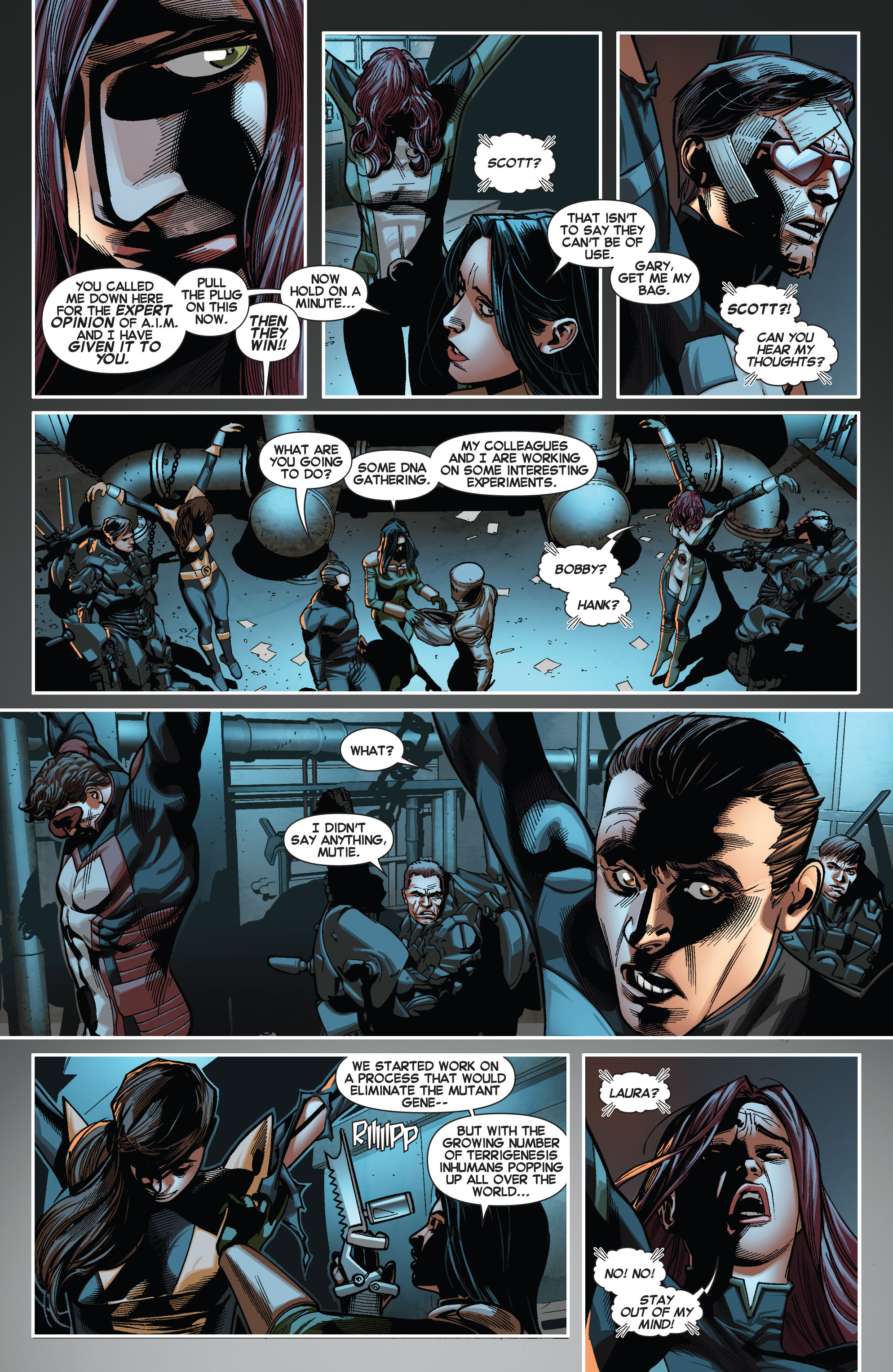 Read online All-New X-Men (2013) comic -  Issue # _Special - All-Different - 69