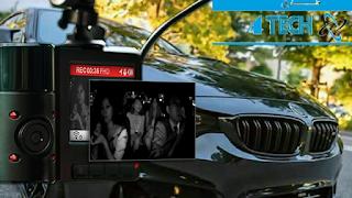 كاميرا السيارات Transcend DrivePro 550