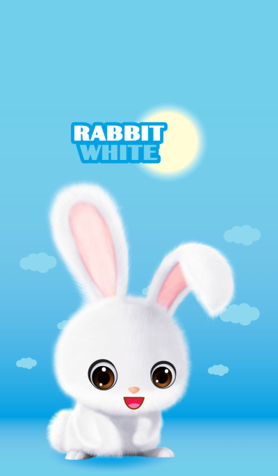 White Rabbit cute