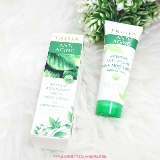 Trisia Cosmetics; Age Re-New Series & Acne Facial Foam [Review]