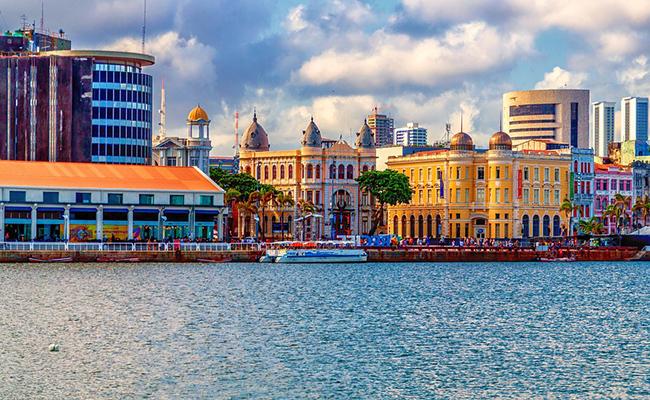 Réveillon 2021 em Recife e Porto de Galinhas
