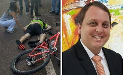 Prefeito é assassinado a tiros no Pará enquanto pedalava
