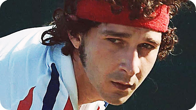 Borg vs McEnroe: Film Review