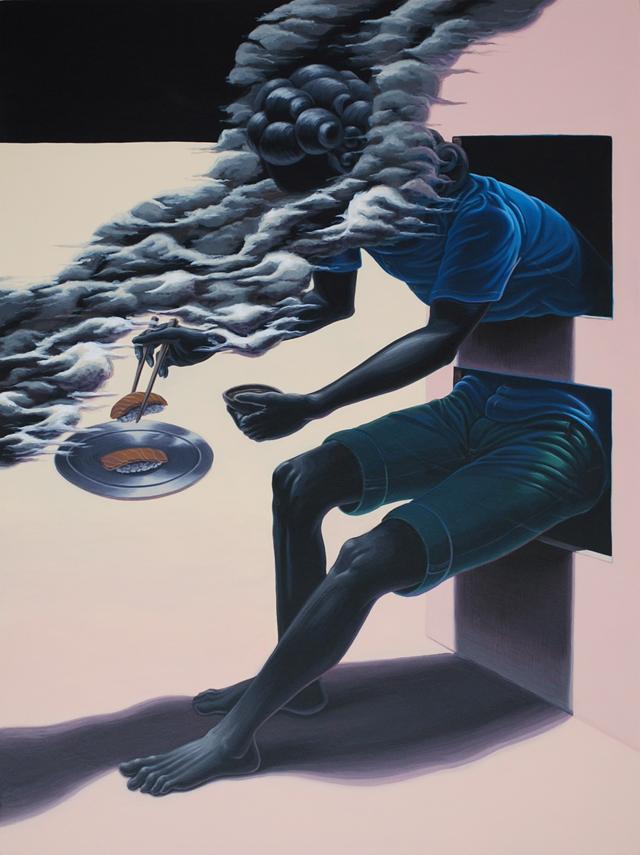 Doctor Ojiplático. Alex G. Paradise. Painting & Inks. Ilustración | Illustration